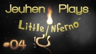 Little Inferno Playthrough - Episode 4 - GETTING HIGH ON SHROOMS