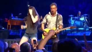 Bruce Springsteen, Treat Her Right - Albany, NY. May 14 2014. multicam with soundboard