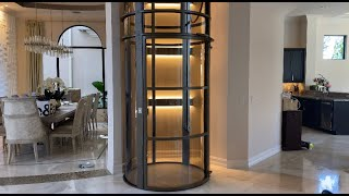 Pneumatic Vacuum Elevators - Air Driven Home Elevators.