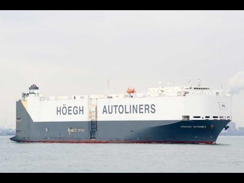 Hoegh Sydney - Höegh Autoliners Vehicles Carrier - 2013 - YT