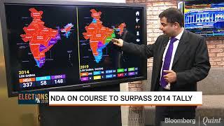 NDA Looks Set To Surpass Election 2014's Tally