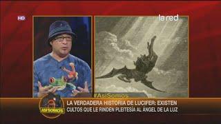 SALFATE   La Verdadera Historia de Lucifer: El Diablo