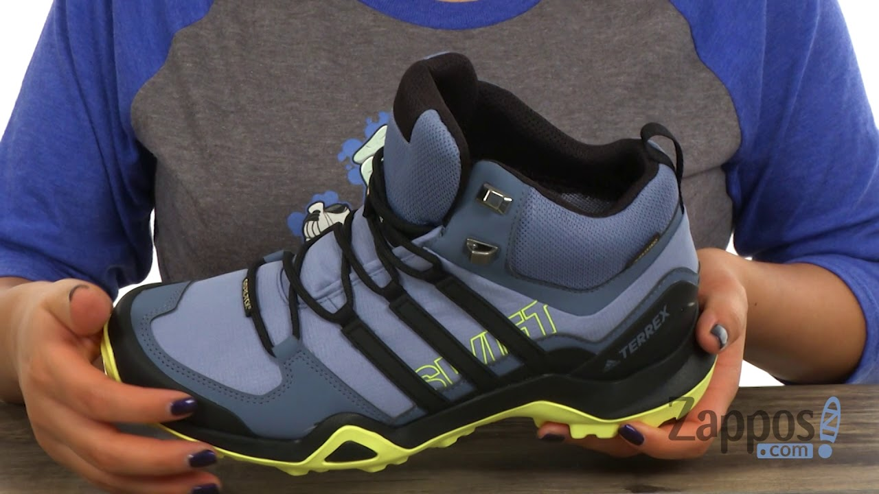 3098564e76234 adidas Outdoor Terrex Swift R2 Mid GTX® SKU  8986575 - YouTube