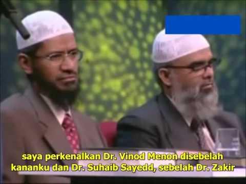 Zakir Naik VS Sri Ravi Shankar [Sub-Indonesia] Full 1