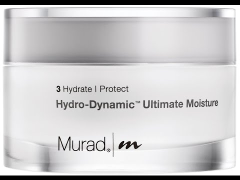 Murad Hydrodynamic Utimate Moisture Review