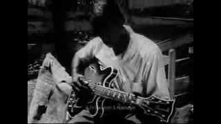 MISISSIPPI FRED McDOWELL.  Blues Maker. 1969 Film.  Bottleneck Slide Blues Guitar Legend