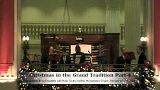 Christmas in the Grand Tradition Part-4 Wanamakers Philadelphia Pa 11-27-10