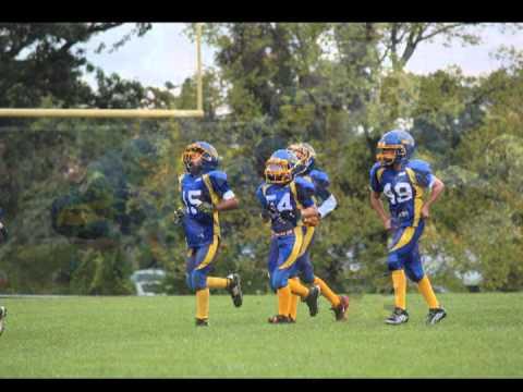 Middletown Blue Raiders Midget Football 99