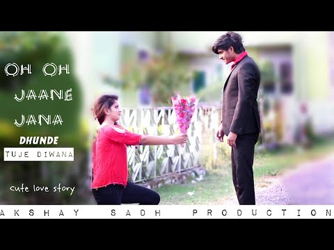 OH OH JAANE JANA CUTE LOVE STORY SONG