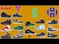 What's the BEST Signature Shoe From Each Basketball Shoe Line?!