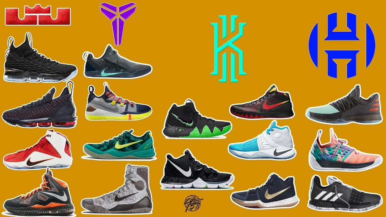 What's the BEST Signature Shoe From