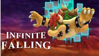 Abusing Smash Ultimate's New Stage Builder (Infinite Bowser Warp Loop)