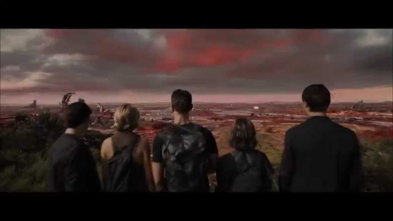 THE DIVERGENT SERIES: ALLEGIANT - OFFICIAL TEASER TRAILER [HD]