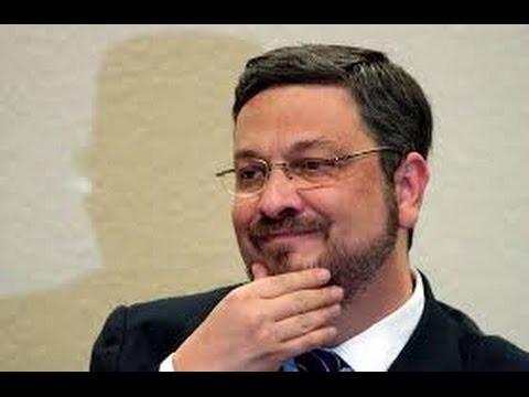 PRISÃO EX MINISTRO ANTÔNIO PALOCCI  - OPERAÇÃO LAVA JATO