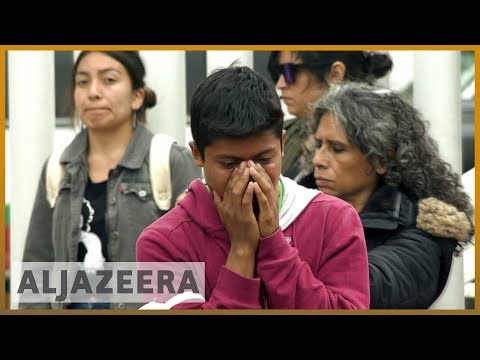 🇺🇸-🇲🇽-'we-are-all-adrift-here':-migrant-caravan-stuck-at-us-mexico-border- -al-jazeera-english