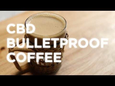CBD Bulletproof Coffee
