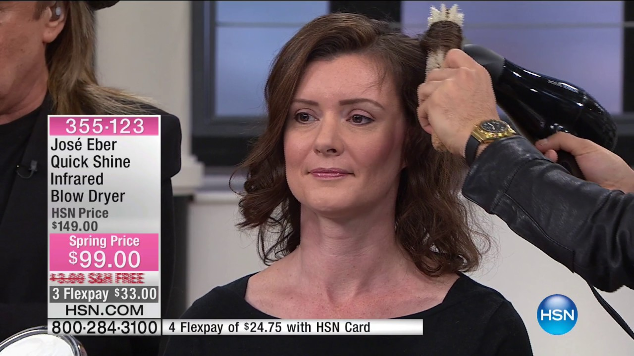 Hsn Jose Eber Hair Michael Todd Beauty 02082017 01 Pm Youtube