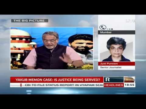 The Big Picture - Yakub Memon Case: Is justice being served?
