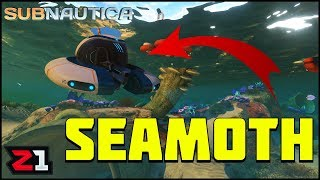 Download lagu Building the Mobile Vehicle Bay and SEAMOTH Subnautica Gameplay Ep 2 Z1 Gaming MP3