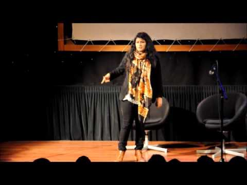 South Asians in the Perpetuation of Anti-Blackness | Aretha Basu | TEDxTeslaSTEMSchool