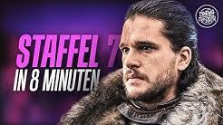 GAME OF THRONES: Staffel 7 zusammengefasst! - Recap