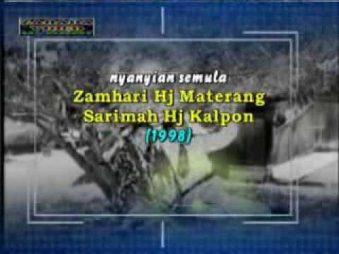 """Hidup Berdua -petikan filem """"Bakti"""" (1950) nyanyian Zamhari Hj Materang & Sarimah Kalpon"""