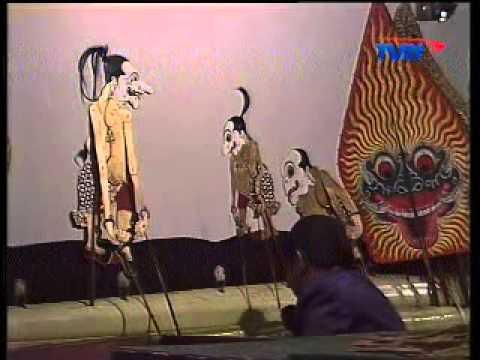 WAYANG KULIT NGUNTORO SEGORO INDONESIAN TRADITIONAL