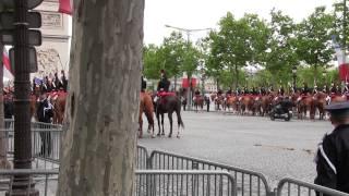 Commémoration du 8 Mai 1945 à Paris / 8 Mai 2014