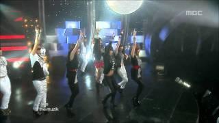 4Minute - MUZIK, 포미닛 - 뮤직, Music Core 20091017