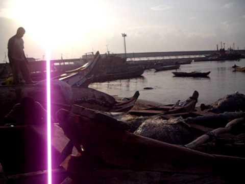Port de pêche de Lomé - Togo