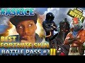 What is my Favorite Battle Pass Season 3 Skin in Fortnite: Battle Royale QnA Monday #ASKICE