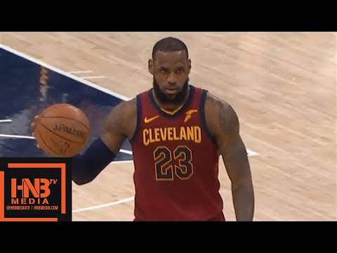 Cleveland Cavaliers vs Indiana Pacers 1st Half Highlights / Game 4 / 2018 NBA Playoffs