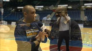 Summerside Storm Head Coach, Joe Salerno Talks 2013 NBL-C Finals & All Star Weekend!