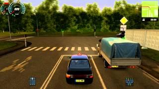 Romania Gaming : Fuego si  City Car Driving