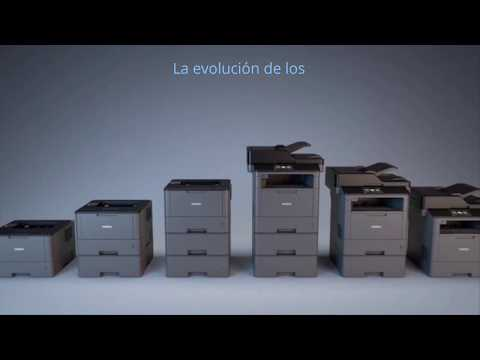 Equipos profesionales láser monocromo serie L5000