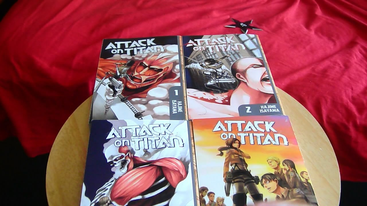attack on titan volume 3 pdf