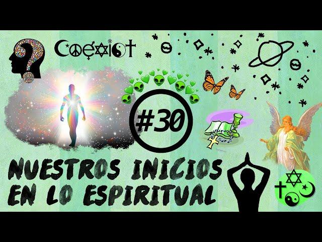 🔊 Cómo somos espirituales sin religión (PODCAST 030)