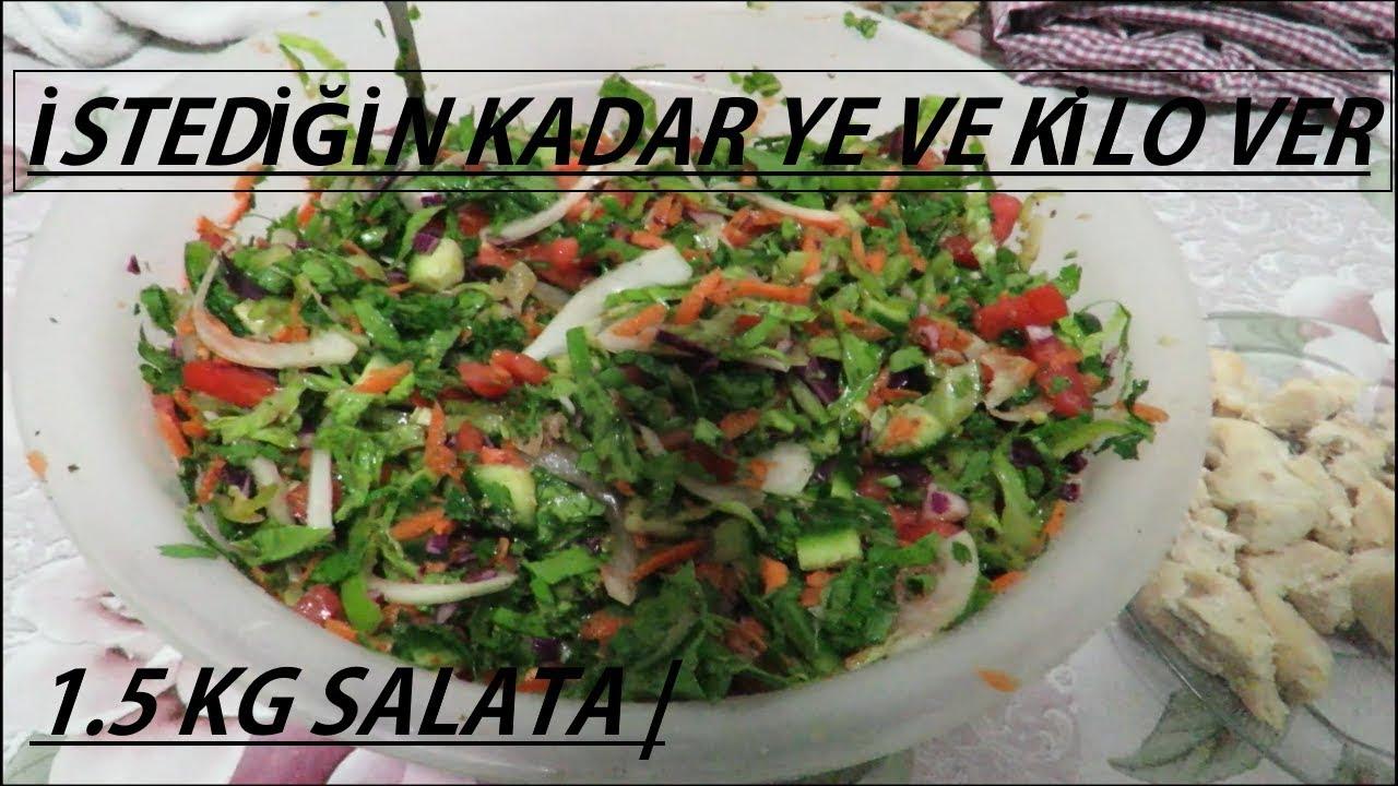 Salatalık Diyetiyle Zayıflama: Salatalık Diyeti