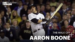 The Walk Off with Aaron Boone