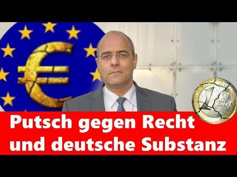 Ein Putsch gegen Recht und deutsche Substanz: der EU-Wiederaufbaufonds. - P. Boehringer, 21. 7.2020