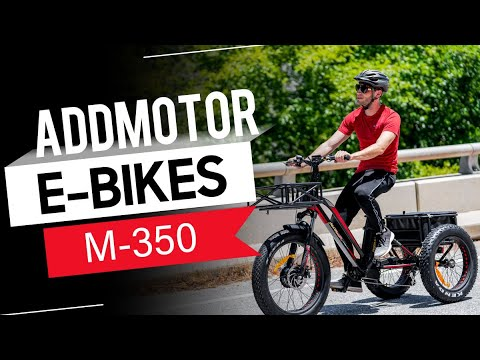 4697d08d6a8 MOTAN M-350: First Fat Tire Electric Tricycle - YouTube
