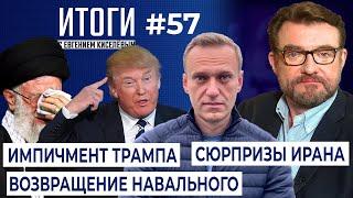 Навальный: между триумфом Хомейни и трагедией Акино