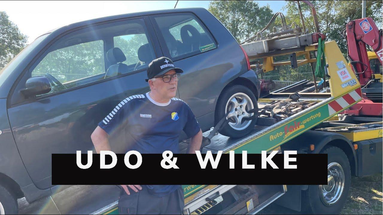 UDO SCHLEPPT AB! | Udo & Wilke