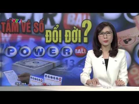 Giải thưởng Xổ số Powerball 1,5 tỷ USD đã có chủ nhân