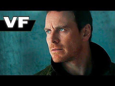 LE BONHOMME DE NEIGE Bande Annonce VF # 3 ✩ Michael Fassbender, Thriller (2017) streaming vf