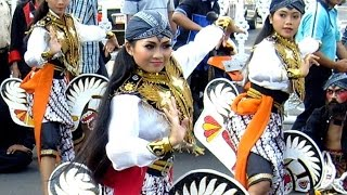 REOG PONOROGO - Beautiful Horse Dance - Jathil GAJAH MANGGOLO [HD]