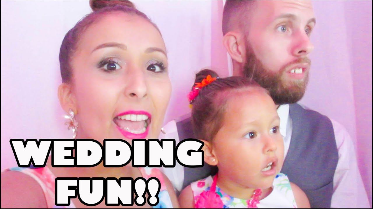 Wedding Fun 7 23 15 Day 584 Daily Vlog Youtube