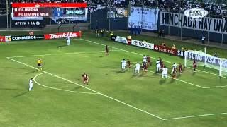 Olimpia 2 - 1 Fluminense Copa Libertadores 2013