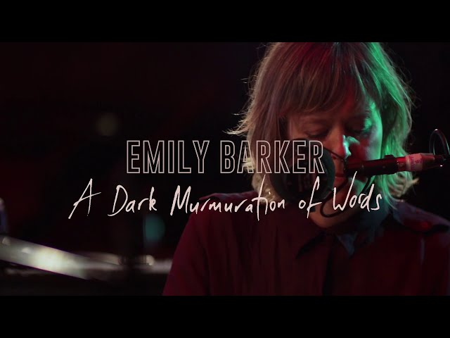 Emily Barker - Not too late to watch the livestream