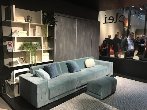 Salone Del Mobile 2017   CLEI 3XL Free Extending Living Concept